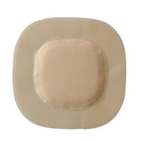 """Biatain Super Hydrocapillary Dressing, Adhesive, 4"""" x 4""""  6246100-Box"""