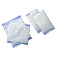 "Curity Abdominal Pad Dressing 12"" x 16"" X-Large  6830066-Case"