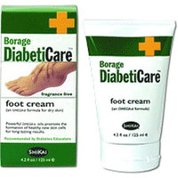Borage Diabetic Foot Cream 4.2 oz. Tube  8440320-Each