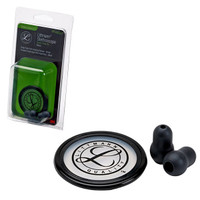 3M Littmann Stethoscope Spare Parts Kit, Master Classic, Black  8840022-Each