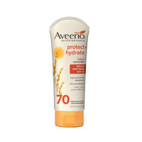 Aveeno Active Naturals Protect + Hydrate Sunblock SPF 70 Lotion, 3 oz.  53116474-Each