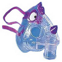 AirLife Pediatric Nic the Dragon Aerosol Mask  55001266-Each