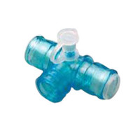AirLife Tee with One Way Valves  55004051-Each