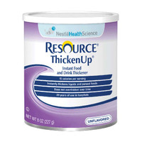 Resource Thickenup Instant Unflavored Food Thickener 6.4g Packets  85225400-Case