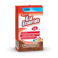 Boost Kid Essentials 1.5 Nutrition Chocolate Flavor 8 oz.  853358000-Case
