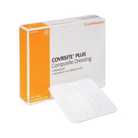 "Coversite Plus Waterproof Dressing 4"" x 4""  5459715000-Box"