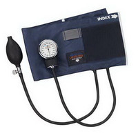Adult PRECISION Aneroid Sphygmomanometers with Blue Nylon Cuff  6609141011-Each