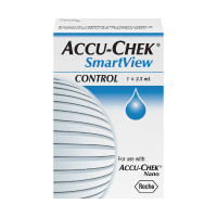 ACCU-CHEK SmartView Level 1 Control Solution  5906334032001-Box