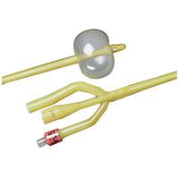 LUBRICATH Continuous Irrigation 3-Way Foley Catheter 22 Fr 5 cc  570119L22-Each