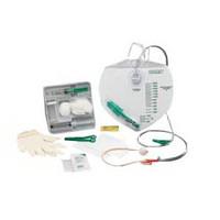 BARDEX Infection Control Silver Hydrogel-Coated 2-Way Foley Tray 14 Fr  57900014A-Each