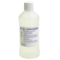 Isopropyl Alcohol 70%, 16 oz. Bottle  60098003Z-Each