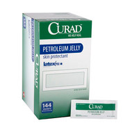 Curad Petroleum Jelly 5 g Foil Packet  60CUR005345-Box