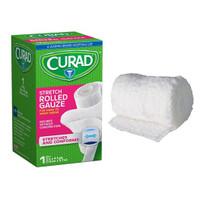 "Curad Rolled Gauze Bandage, 3"" x 4-1/10 yds.  60CUR47143RB-Each"