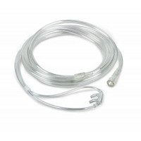 Soft Touch Nasal Cannula, Curved Tip, 4'  60HCS4504B-Each