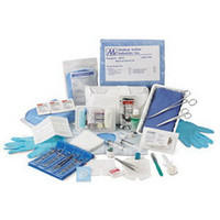 Suture Removal Kit with Iris Scissors and Wire-Form Forceps  AC61112-Each