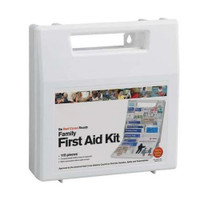Red Cross Family First Aid Kit 115 pc  ACE9161RC-Each