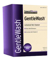 GentleWash Body Wash/Shampoo, 800 mL  ADM224-Case