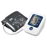 Deluxe Upper Arm Blood Pressure Monitor with Wide Range Cuff  AEUA651-Each