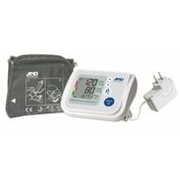 Multi-User Upper Arm Automatic Blood Pressure Monitor with AccuFit Plus Wide Range Cuff  AEUA767FAC-Each