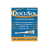 Docusol Mini Enema  AG17433987805-Case