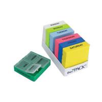 """7-Pack Pill Organizer 4-5/8"""" x 2-3/8"""" x 1-1/8""""  AP70034-Each"""