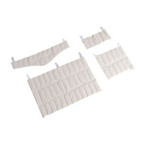 "Hot Pack Foam Filled Terry Cover 5"" x 24"", Neck Contour, with Pocket  AZ3678-Each"