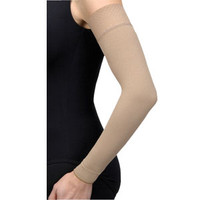 Bella Lite Arm Sleeve with Silicone Band, 20-30 mmHg, Medium, Regular, Beige  BI101420-Each