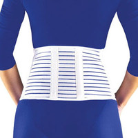 "Cool-Lightweight Lumbar Sacral Support, Medium, 7""  BI31701MDSTD-Each"