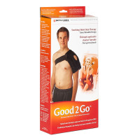 "Good2Go Microwave Heat Pack, Shoulder, 13"" x 14""  BT493-Each"