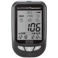 Glucocard Expression Blood Glucose Meter Kit