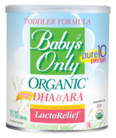 Baby's Only Organic LactoRelief Toddler, 12.7 oz.