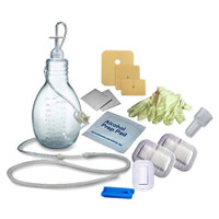 Pleurx Drainage Kit with 1000mL Vacuum Bottle