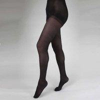 Health Support Vascular Hosiery 1520 mmHg, Panty Hose, Sheer, Black, Regular Size B
