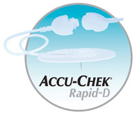 "AccuChek RapidD 31"" 8 mm Infusion Set"
