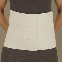 "12"" Abdominal Binder, 4Panel, 46""62"",Med/Large"