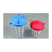 Suction Canister with Lid, 1200 cc