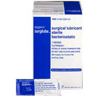 Surgilube Surgical Lubricant 41/4 oz. Tube