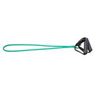 """CanDo Tubing with Handles Exerciser, Green Medium, 48"""""""