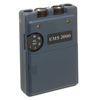 EMS 2000 Electrical Neuromuscular Stimulator with Dualchannels