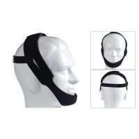 Premium Chin Strap, Black