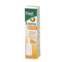 Fleet Bisacodyl Enema 11/4 oz.