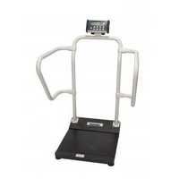 Digital Platform Scale, 1000 lb. Capacity