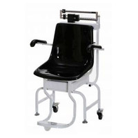 "Mechanical Chair Scale, 181/2"" x 171/4"", 440 lb. Capacity"