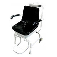 "Digital Chair Scale, 181/4"" x 15"" Seat, 600 lb. Capacity"
