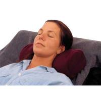 "Buckwheat Sleeping Pillow, 16"" x 14"", Beige"