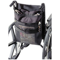 "Wheelchair Back CarryOn, 171/2"" x 161/2"" x 41/2"", Black"