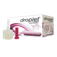 Droplet Pen Needle 29G (0.33mm) x 12mm (100 count)
