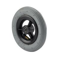 "AntiTip Wheel Assembly 3"", Urethane Tire"