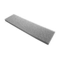 "Cabinet Filter for Use with Platinum V Concentrator, 91/8"" x 21/2"" x 1/2"""