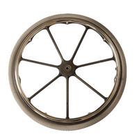 """24"""" Rear Wheel with Aluminum Handrim Assembly"""